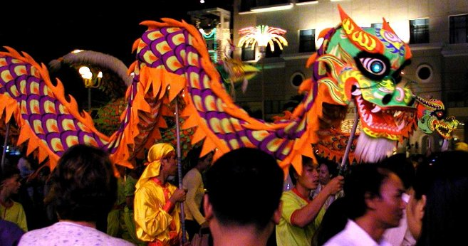 Vietnamese Dragon: Tet In Vietnam, Vietnamese New Year Pictures
